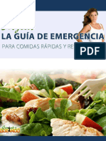 La GuiaDeEmergenciaParaComidasRapidasYRestaurantes
