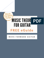 Music Theory for Guitar EGuide