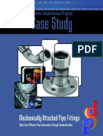 Case Study Mechanically Attached Pipe Fittings