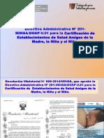 Criterios certificacion amigos madre y niño-a.ppt