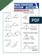 Congruencia de Triangulos Ejercicios Para Quinto de Secundaria