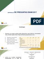 Banco de Preguntas Enam 2017