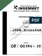 Jade Nicolaza