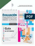 Guia de Estudios 2018-2019