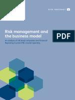 0925 IRM Risk Management and Business 11-10-17 v3