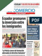 El Comercio del Ecuador Edición 242