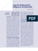 Fiche Intelligence Articifielle