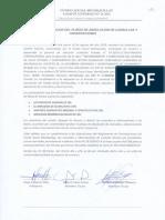 Absolución de Consultas LP 07 - Quinuayoc