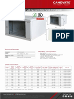 Single Wallmount Cabinet With Openable Side Panels From Inside