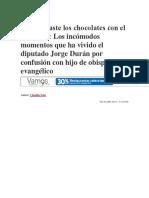 Compraste Los Chocolates Con El Diezmo