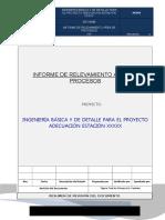 Informe de Relevamiento Área de Procesos