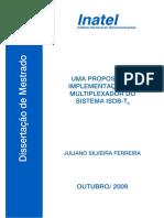 MULTIPLEXACION ISDB-T