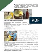 El Caldo Sulfocálcico Es Un Caldo Mineral Muy Útil Para Controlar Enfermedades Ocasionadas