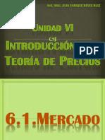 Unidad 6 - Mercado - Demanda - Oferta y Precio