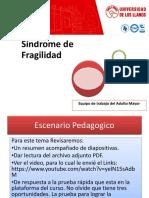 SÍNDROME DE FRAGILIDAD.ppsx