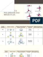 Aula 8 - Geometria Molecular