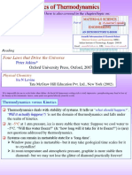 Basics of Thermodynamics