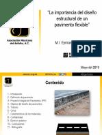 La Importancia Del Diseno Estructural de Un Pavimento Flexible