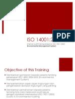 Internal Audit ISO 14001