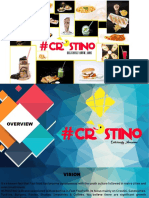 Crostino Food Franchise