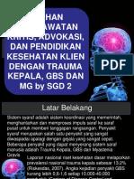 SGD 2. CK,GBS, MG