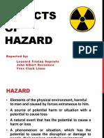 Impacts of hazard