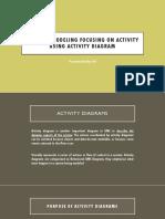 Activity Diagram Report