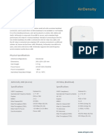 AirDensity Product Spec Sheet v2 Web