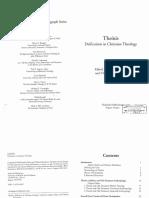 Stephen Finlan, Vladimir Kharlamov - Theosis - Deification in Christian Theology (2006)