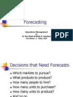 SCM5 Demand Forecasting L4