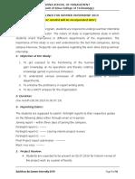 Guidelines for Summer Internship.2019-Converted