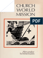 Church, World, Mission Reflections on Orthodoxy in the West - Alexander Schmemann