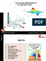 ASU Process & Energy Optimization