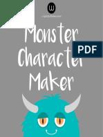 Monster Character Maker