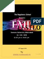 Failure Festival 1.0 Abbottabad