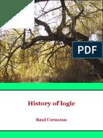 History of Logic from Aristotl - Corazzon, Raul_5777.pdf