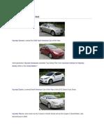 Hyundai Motors Company