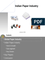 Indian Paper Industry