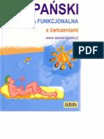 Hiszpański - Gramatyka Funkcjonalna z Ćwiczeniami 1-6 Anna Wywrykowicz