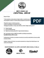 Apresentação CD Central Drive