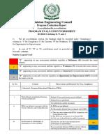 Program Evaluation Rubrics (1)