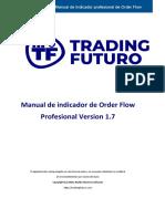 Manual TF Order Flow Pro 1.7 ESP V3