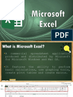 Microsoft Excel PPT