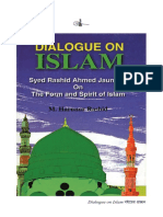 Dialogue on Islam Book by M Harunur Rashid