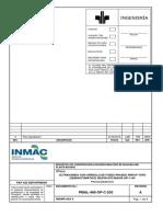 Pmal 466 Op c 203 a Ultrasonido Tofd API 1104