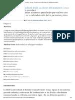 IntraMed - Artículos - Revisión Sobre Enfermedad Por Reflujo Gastroesofágico