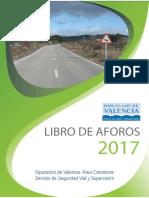 Libro Aforos 2017