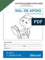 Apostila - 1º Semestre - 4º Ano.doc