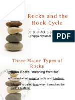 3.Rocks and Rock Cycle