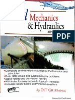 Fluid Mechanics and Hydraulics 4th Edition